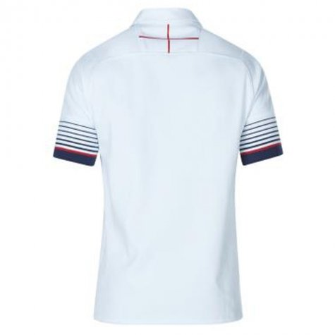 2017-2018 England Home Classic Rugby Shirt (Kids)