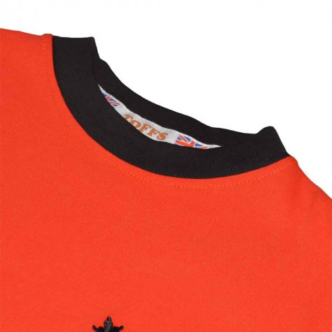 Holland 1978 World Cup Home Retro Football Shirt