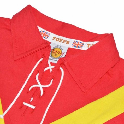 Spain 1924 Retro Football Shirt