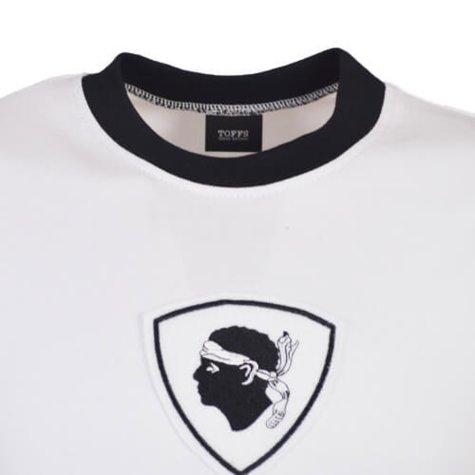 Bastia 1962-1963 Retro Football Shirt