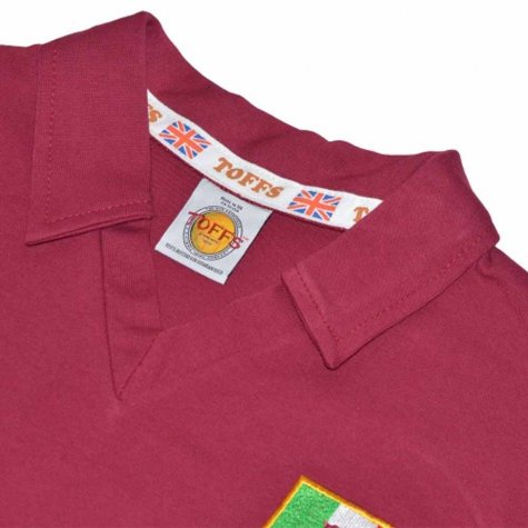 Torino 1975-1976 Retro Football Shirt -With Shield