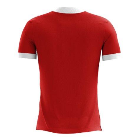 2020-2021 Peru Airo Concept Away Shirt (Carrillo 18) - Kids