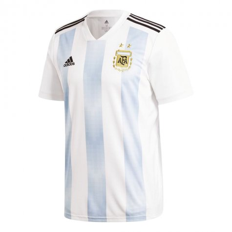 2018-19 Argentina Home Shirt (Dybala 21) - Kids
