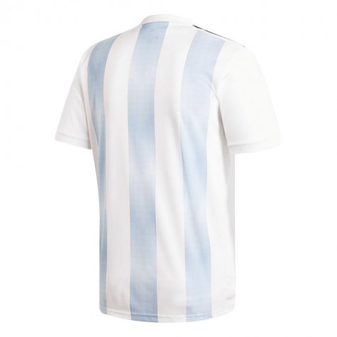 2018-2019 Argentina Home Adidas Football Shirt (Kids)