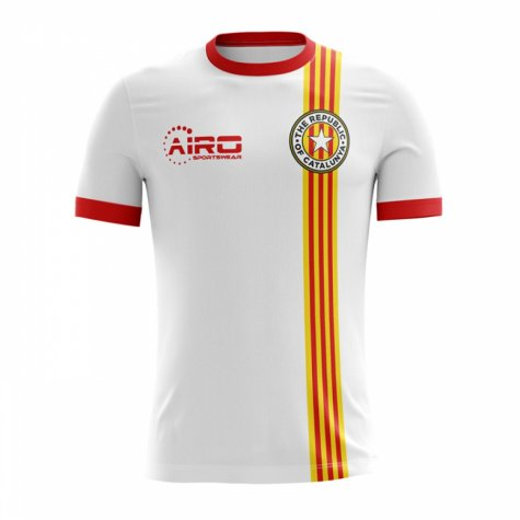 2017-18 Catalunya Airo Away Shirt (Alvarez 2) - Kids