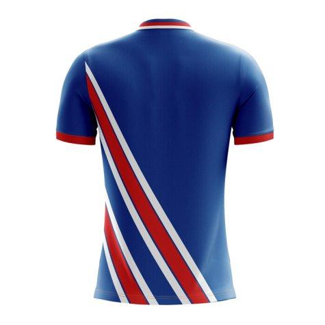 2020-2021 Iceland Airo Concept Home Shirt (Halfredsson 20)