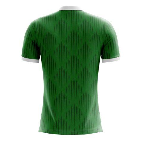 2018-19 Ireland Airo Concept Home Shirt (Hoolahan 20)