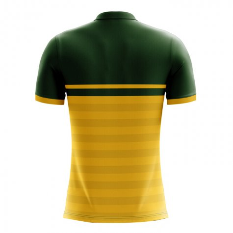 2020-2021 Australia Home Concept Football Shirt - Womens