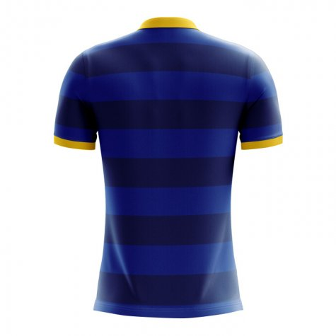 2020-2021 Sweden Away Concept Football Shirt