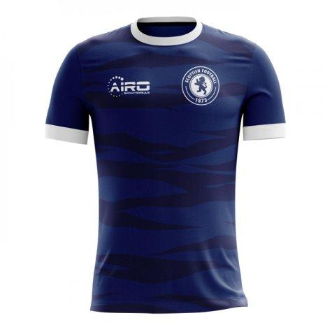 2018-2019 Scotland Airo Concept Home Shirt (Dalglish 7)