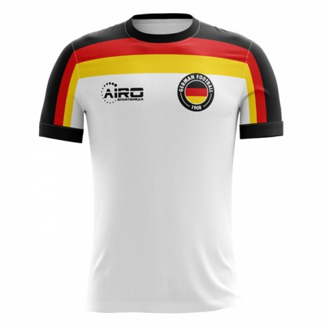 2020-2021 Germany Home Concept Football Shirt (Hummels 5) - Kids