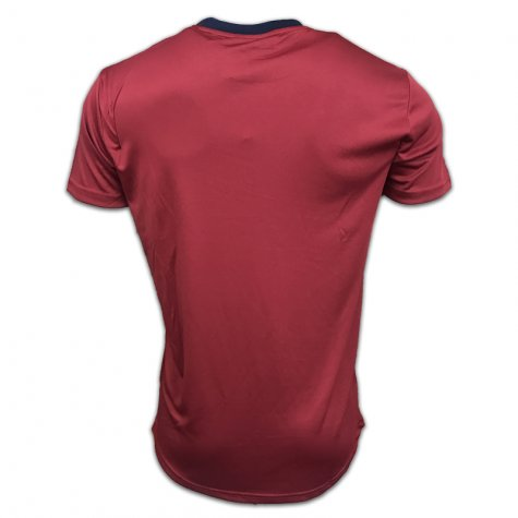 Official Barcelona Training T-Shirt (Red)