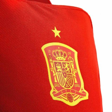 2018-2019 Spain Adidas Shoe Bag (Red)