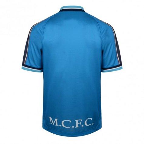 Score Draw Manchester City 1998 Home Shirt