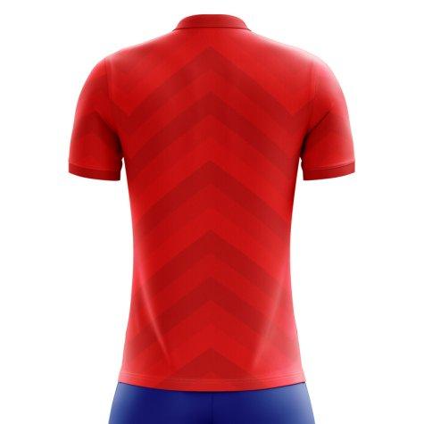 2018-19 Costa Rica Airo Concept Home Shirt (Umana M 4)
