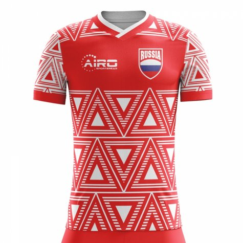 2018-19 Russia Airo Concept Home Shirt (Akinfeev 1)