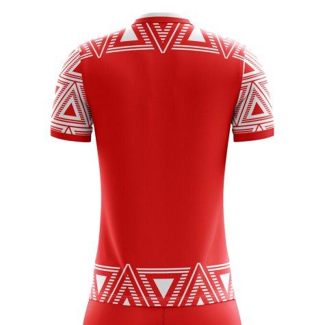 2018-19 Russia Airo Concept Home Shirt (Shatov 17) - Kids
