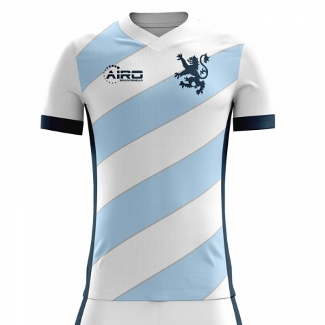 2018-19 Scotland Airo Concept Away Shirt (Mulgrew 5)