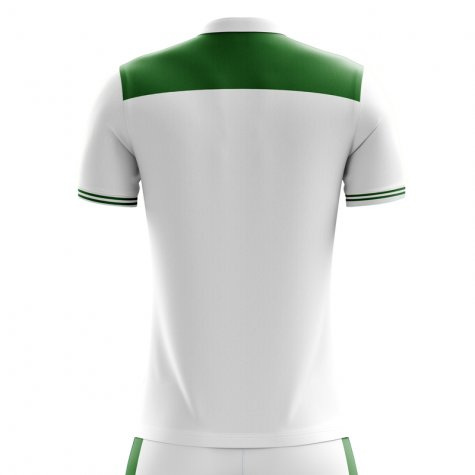 2020-2021 Saudi Arabia Home Concept Football Shirt (Kids)