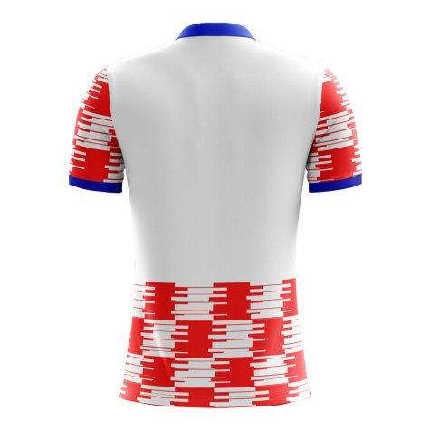 2020-2021 Croatia Home Concept Shirt (Modric 10)
