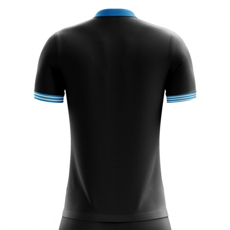 2018-2019 Uruguay Away Concept Football Shirt