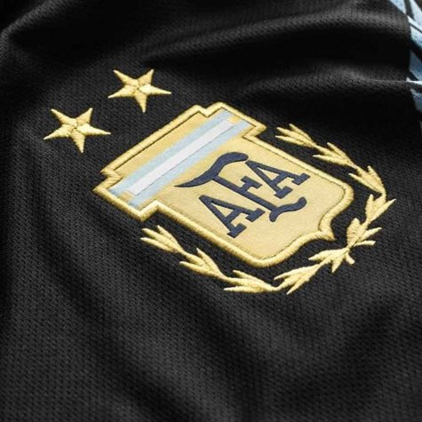 2018-2019 Argentina Away Adidas Football Shirt (Pastore 18)