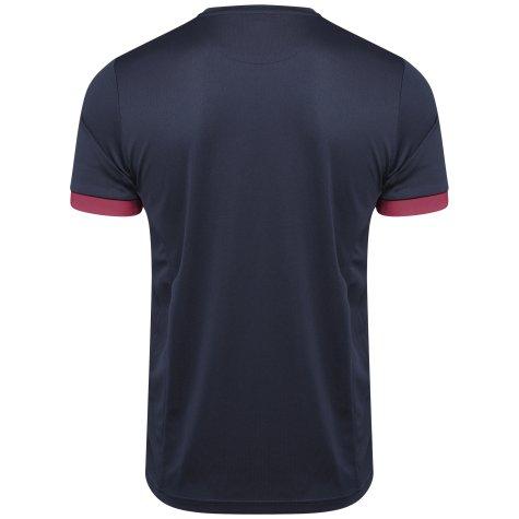 Airo Sportswear Heritage Polo Shirt (Navy-Maroon)