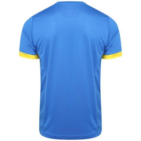 Airo Sportswear Heritage Training Tee (Royal-Yellow)