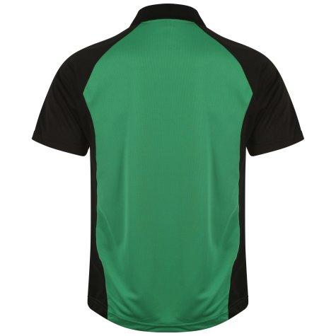 Airo Sportswear Matchday Polo Shirt (Green-Black)