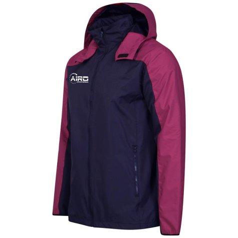 Airo Sportswear Tracktop (Navy-Maroon)