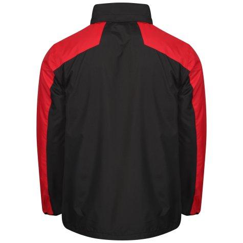 Airo Sportswear Tracktop (Black-Red)