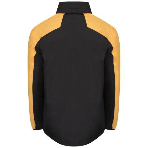 Airo Sportswear Tracktop (Black-Amber)