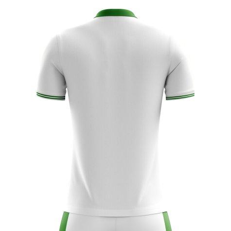 2020-2021 Senegal Home Concept Football Shirt (Diouf 9) - Kids