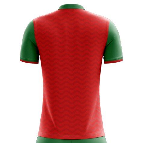 2018-2019 Morocco Home Concept Football Shirt