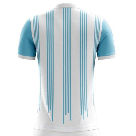 2020-2021 Argentina Home Concept Football Shirt (Biglia 6)