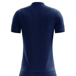 2020-2021 Costa Rica Away Concept Football Shirt