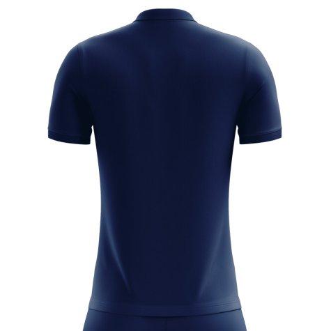 2018-2019 Costa Rica Away Concept Football Shirt