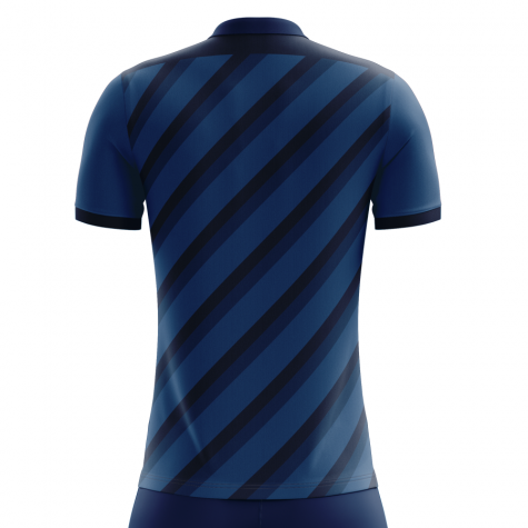 2020-2021 Argentina Away Concept Football Shirt (Pastore 18) - Kids