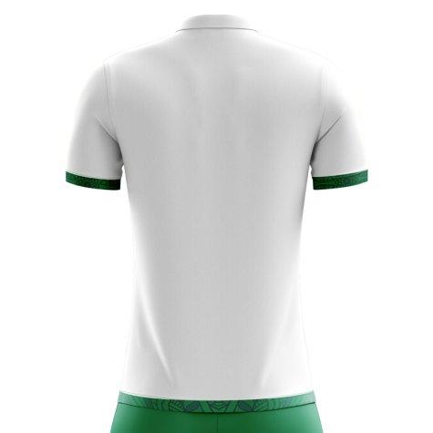 2018-2019 Nigeria Away Concept Football Shirt