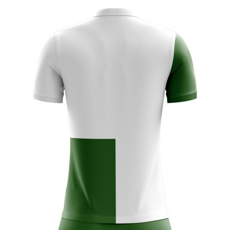 2018-2019 Algeria Home Concept Football Shirt - Womens