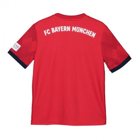 2018-2019 Bayern Munich Adidas Home Football Shirt (Tolisso 24) - Kids