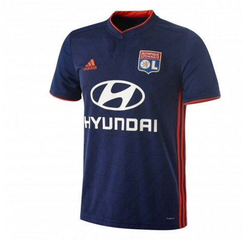 2018-2019 Olympique Lyon Adidas Away Football Shirt