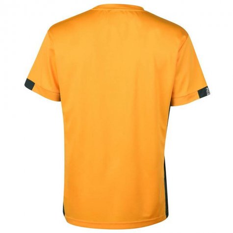 Australia FIFA World Cup Russia 2018 Poly T Shirt Mens (Orange)