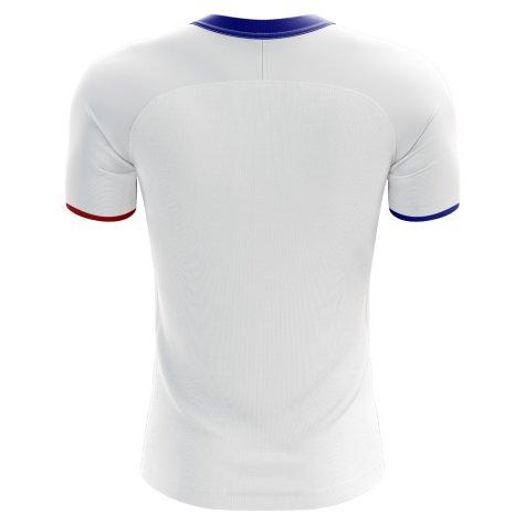 2018-2019 South Korea Away Concept Football Shirt