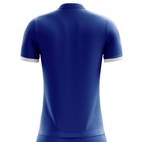2020-2021 Greece Away Concept Football Shirt (Mitroglou 11) - Kids