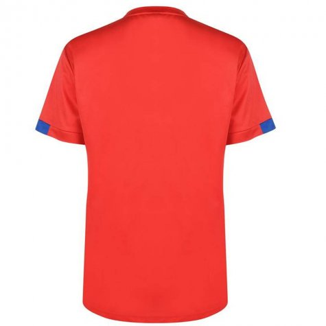 Costa Rica FIFA World Cup Russia 2018 Poly T Shirt Mens (Red)