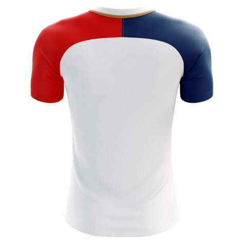 2018-19 France Away Concept Shirt (Desailly 8)