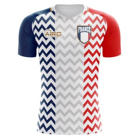 2020-2021 France Away Concept Shirt (Coman 20) - Kids