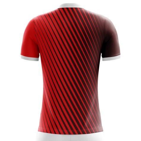 2018-2019 Serbia Home Concept Football Shirt (Kids)