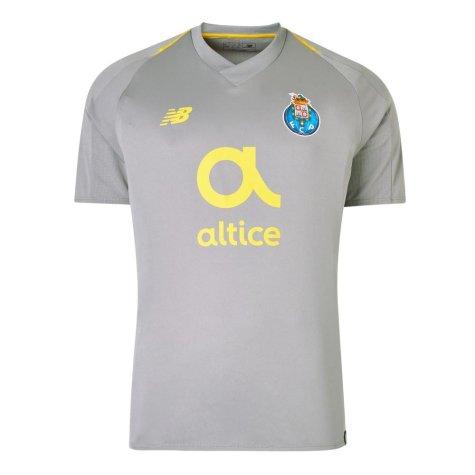 2018-19 Porto Away Football Shirt (Marega 11) - Kids